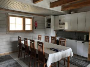 Lummeranta kitchen